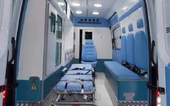 ambulância para evento em Santa Rosa de Viterbo